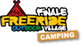 Finale Freeride Outdoor Village Logo